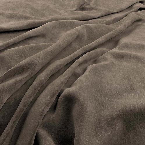 Textured Velvet   Flint