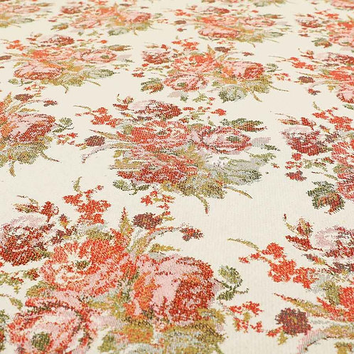Floral Designs   CTR-357 Red