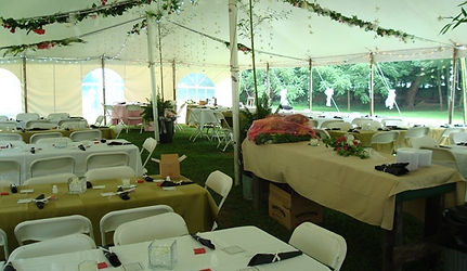 wedding at Riverchase Campground, WV