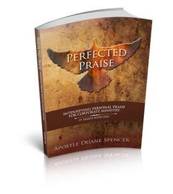 Perfected Praise book