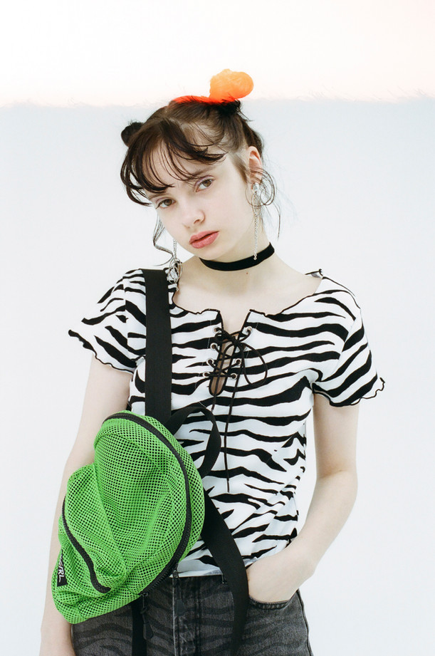 Xgirl 2019 summer collection_RIOT GRRRL