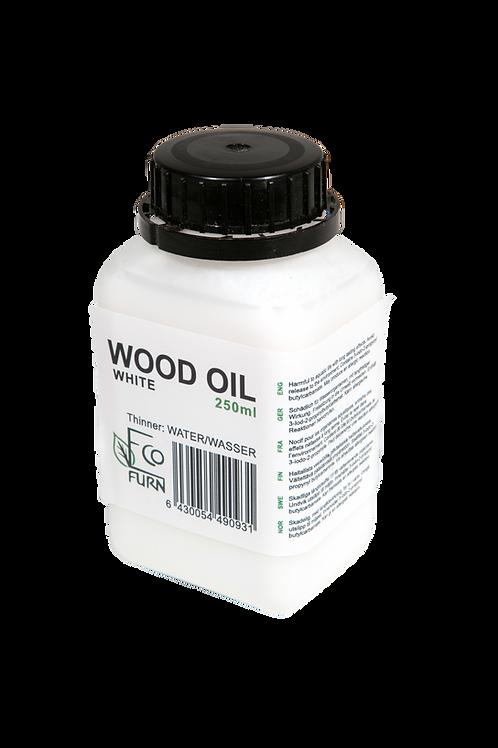 Holzöl, Weiss, 2,5 dl