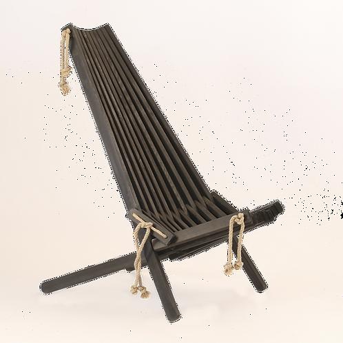 EcoChair, Kiefer, schwarz