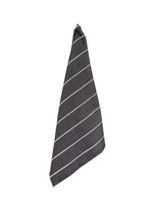 Handtuch, LIITURAITA, 75x50cm, schwarz