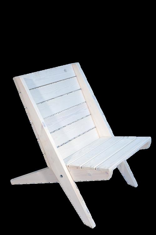 Granny Chair, Kiefer, weiss