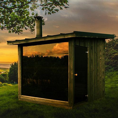 FinVision Sauna, Elektroofen