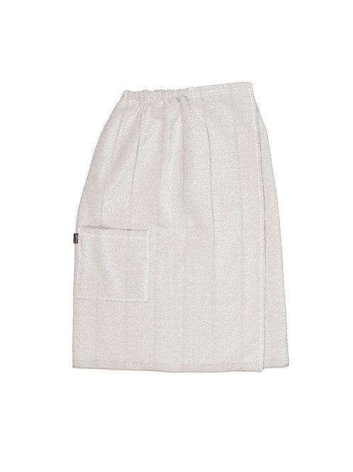 Damen-Kilt, LAITURI, weiss/beige