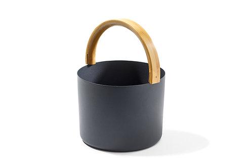 Kübel 2 schwarz