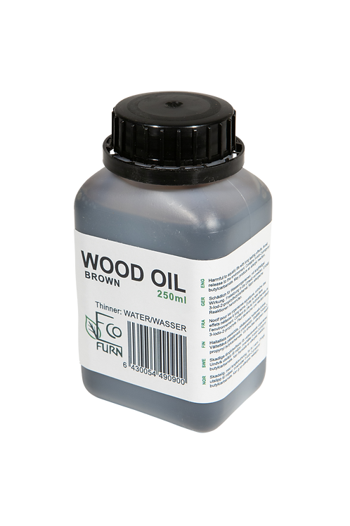 Holzöl, Braun, 2,5 dl