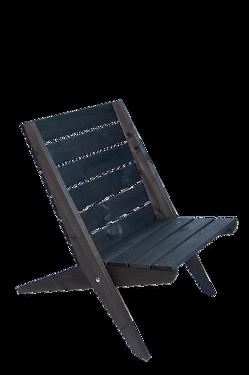 Granny Chair, Kiefer, schwarz