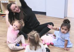 toddler ballet stretch