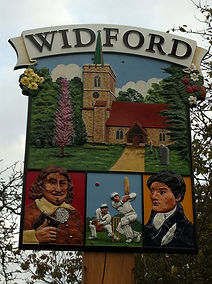 Widford Hertfordshire is a small village which lies between Hertford, Ware, Bishop's Stortford and Harlow.  Near Hunsdon, Much Hadham and Wareside villages.