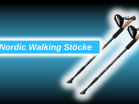 Neu im Shop! Nordic Walking Stöcke