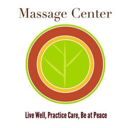 Massage Center Logo