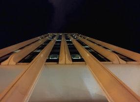 Night Sky Scraper