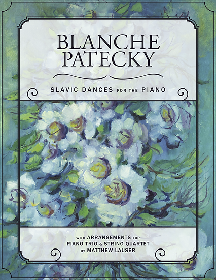 Blanche Patecky: Five Slavic Dances Sheet Music