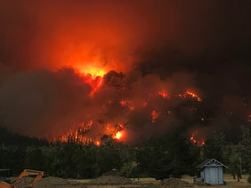 Eagle Creek Fire 2
