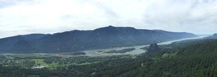 Beacon Rock Panorama