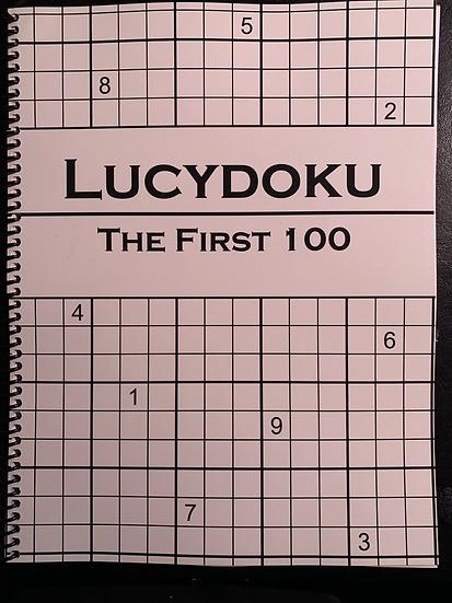 Lucydoku - Paperback