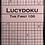 Thumbnail: Lucydoku - Paperback