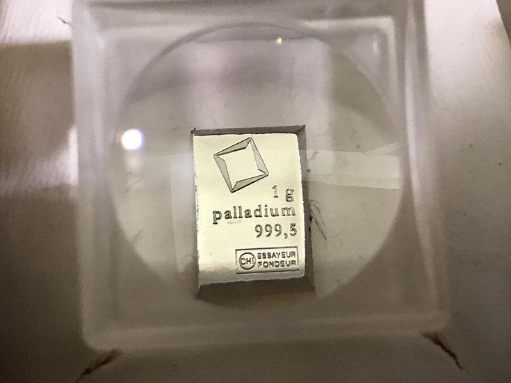 Palladium - Element 46