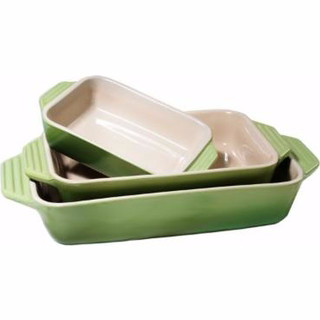 Le Creucet baking dishes