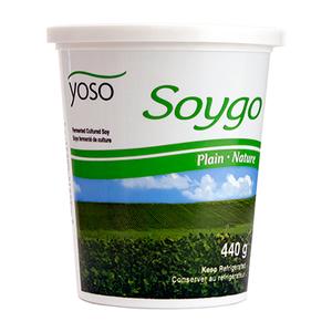 Yoso Plain Yogurt