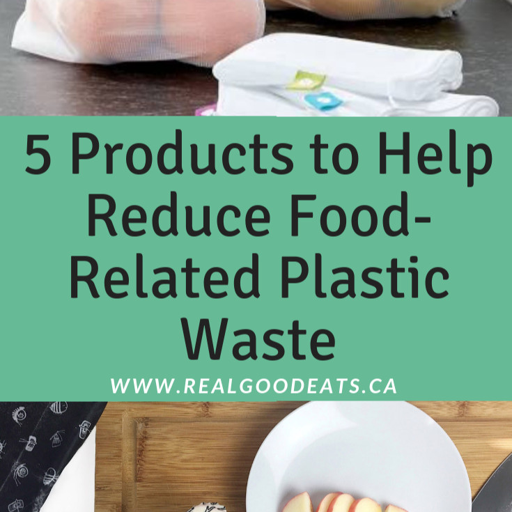 5 products to help reduce plastic waste
