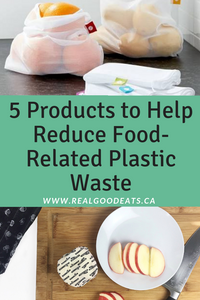 5 products to help reduce food-related plastic waste