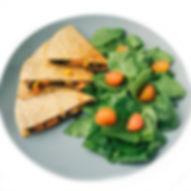 veggie loaded quesadillas.jpg