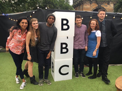BBC New Comedy Award Finalists 2016