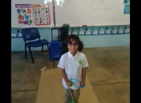 Nuestros estudiantes de Kinder