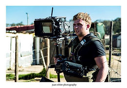Werner Nortje, Owner, Founder, Designer, Cinematographer, Steadycam Operator, Grip