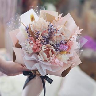 Rose Money Bouquet