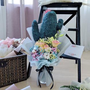 Jellycat Cactus + Flowers