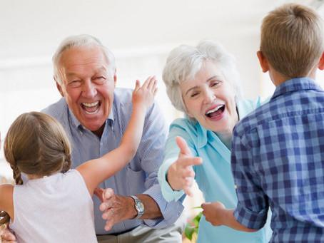 Os avós tem direito de visitas aos netos?
