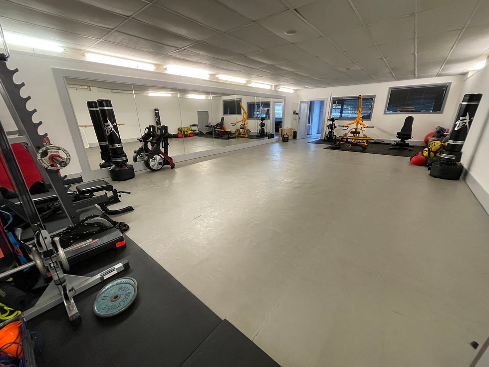 Ravenshead Elite fit studio