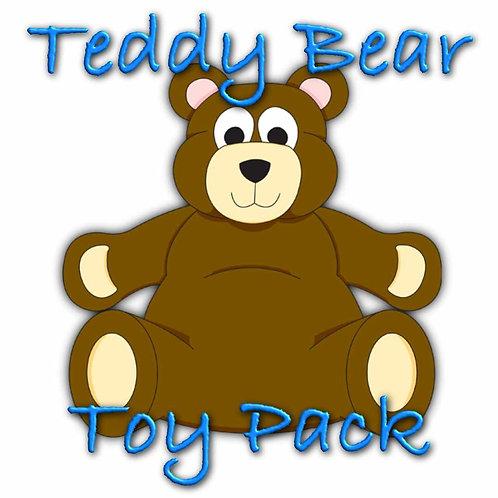 Teddy Bear Toy Pack