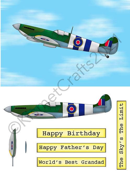 Spitfire Quick Card
