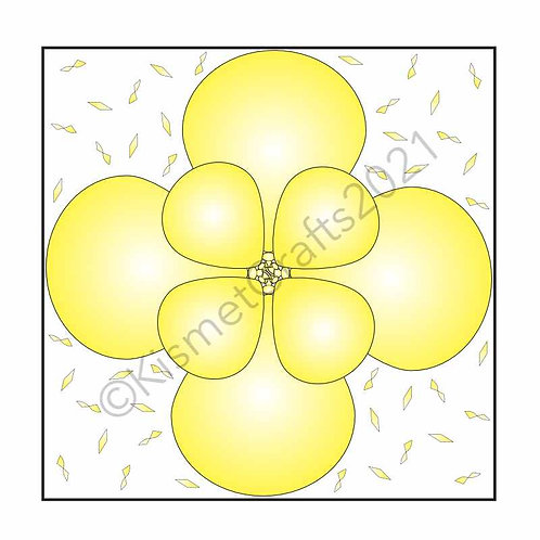 Balloon Teabags - Yellow