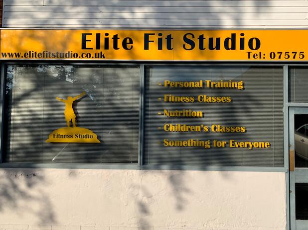 Ravenshead Elite fit studio