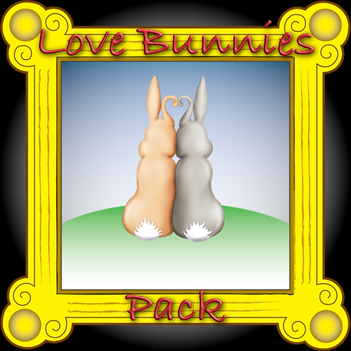Love Bunnies Pack