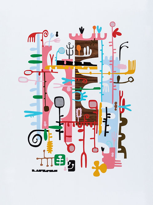 Large Collage (Metropolis)