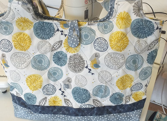 Circles - Quilted Shopper Kit