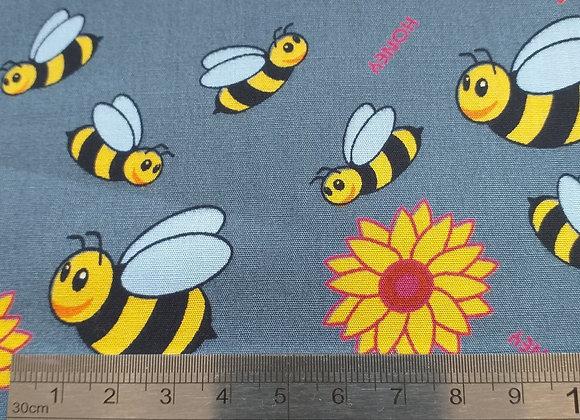 Bees - Grey