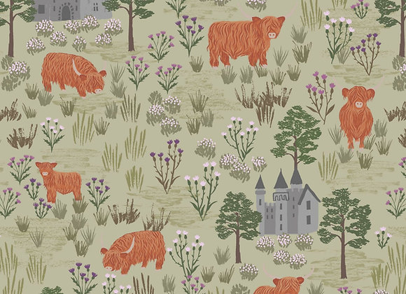Loch Lewis Fabric Collection