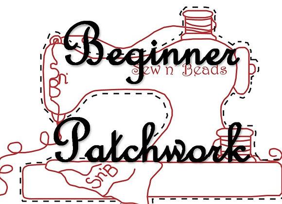 Online - Beginner Patchwork