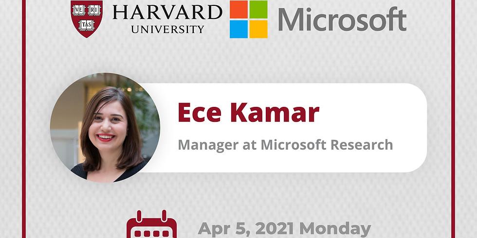 INSPIRE TALKS #3: Ece Kamar - Sabancı, Harvard, and Microsoft
