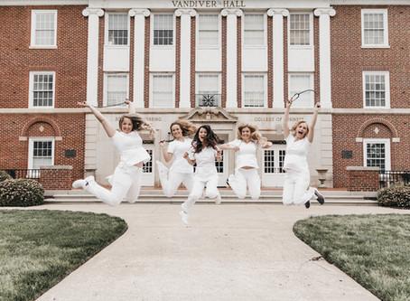 Nursing Grads Senior Portraits | Anderson, SC