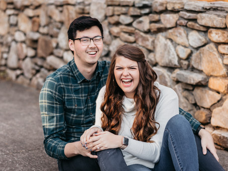 Three Interaction Prompts for Couples | Raleigh Engagement Session